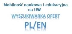 Mobilność naukowa i edukacyjna na UW