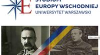 Sojusz Piłsudski-Petlura. Spojrzenie po 98 latach Kwiecień 21 @ 10:00 – 18:30 POLSKO–UKRAIŃSKIE FORUM PARTNERSTWA we współpracy ze Studium Europy Wschodniej UW oraz Instytutem Studiów Politycznych PAN mają zaszczyt zaprosić […]