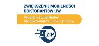 """Termin składania dokumentów upływa 10 września Program stypendialny """"Zwiększenie mobilności doktorantów"""" jest skierowany do doktorantów Uniwersytetu Warszawskiego, którzy w roku akademickim 2017/2018 są na drugim roku studiów. Stypendyści przez dwa […]"""