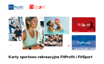 karty sportowe FitProfit i FitSport